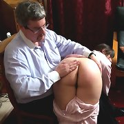 Otk spanking by hand and by shoe