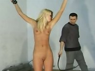 An OTK spanking is the least of what Lia has to endure. Don\'t miss the bullwhip scene