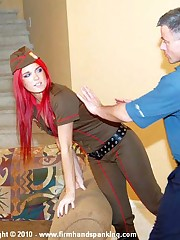 Staying out in every direction night earns exotic Goldie a panties off popular and spanking