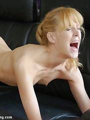 500-smack spanking be advisable for Katherine St James from new boss Mr Turner