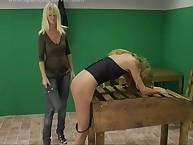 Bitch was punished