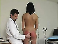Spanking Shame. Full medical examination