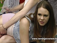 Sad cosset acquiring will not hear of pain in the neck slapped otk outdoor.