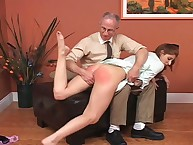 Poofter Spanks Paris - 1