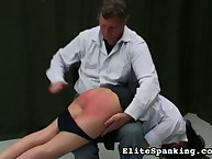 Sexy schoolgirl was brutally punished