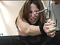 Brina's 10-Minute Finale #2 Spanking