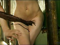 Teen tits also cunt whipping