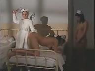 Medical spanking