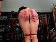 Brutal punishment for wayward hoe