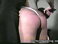 Two asses in that mainly spanker