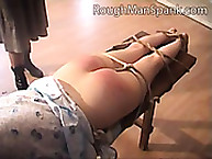 Rough Man Spank. Collection scene 3