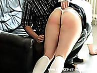 Schoolgirl Receives irritating lift gnarly Punishment
