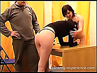 Jessica & Barbara - naked schoolgirls punishment