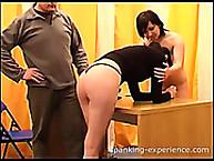 Jessica & Barbara - naked schoolgirls punishment