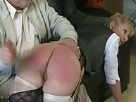 Mistress punished a slave
