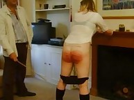 She was flogged for the Gallery