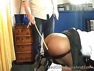 Big dark booty