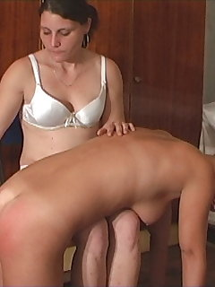 10 of Until the Hourglass Runs out - girl spank girl (angle 2)