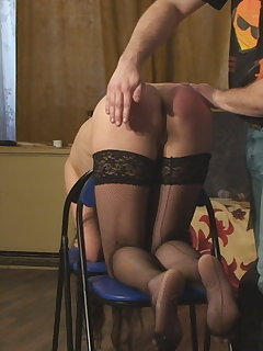 10 of Laura`s Doggy Spanking
