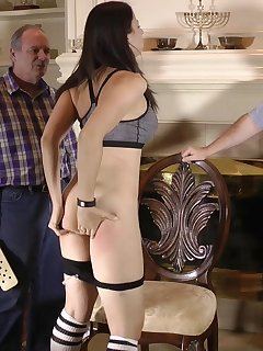 20 of Sarah Spanked by her Men